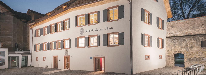 Abt Gaisser Haus Spitalfonds Villingen