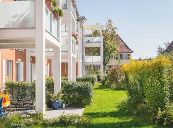 Wohnungen in der Friedenstraße
